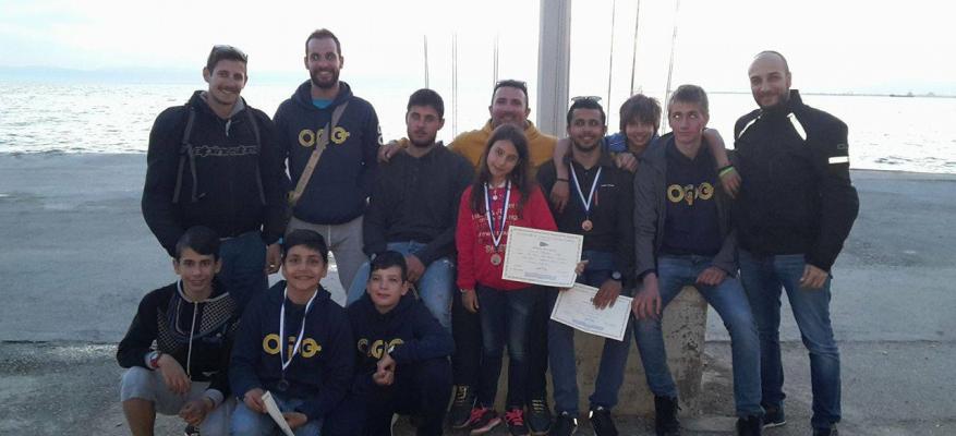 Ομάδα ιστιοπλοίας ΟΦΘ, 2-4-2017