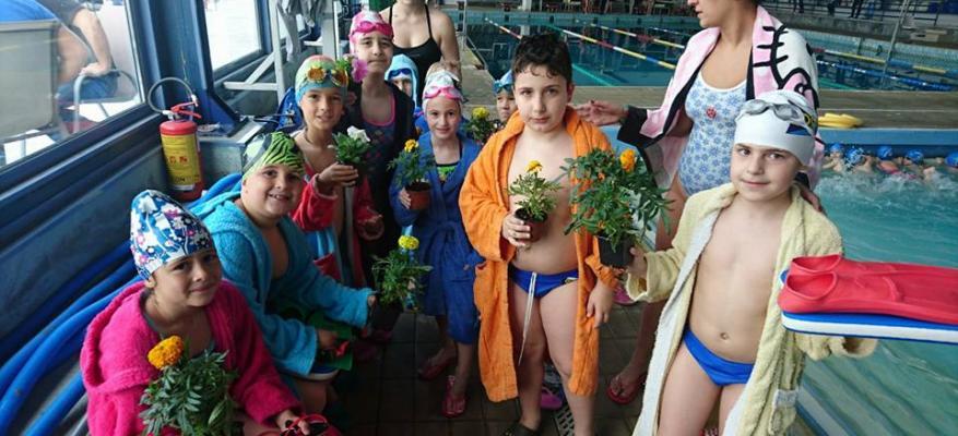 Τμήμα κολύμβησης ΟΦΘ