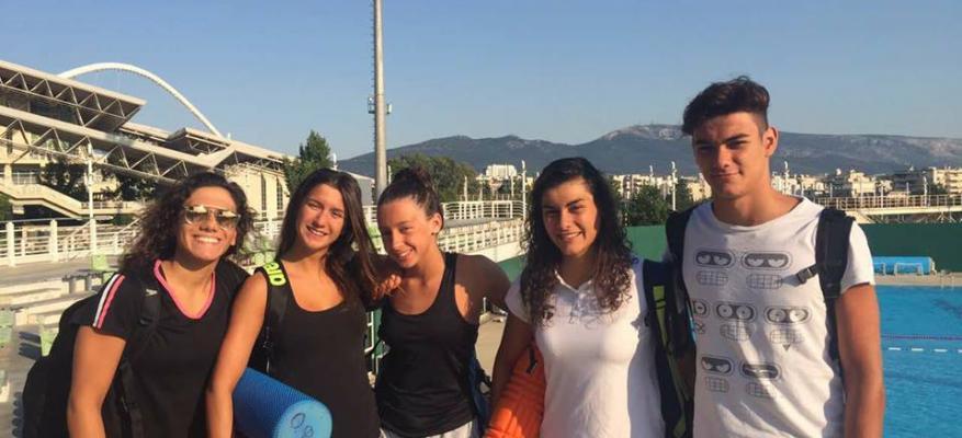 ΟΦΘ Πανελλήνιο Πρωτάθλημα Κολύμβησης 2017