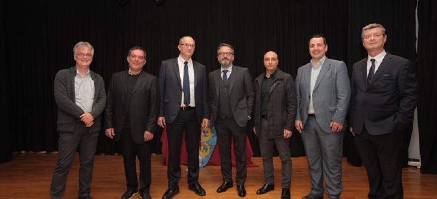 Εορτή κοπής βασιλόπιτας ΟΦΘ 2019 - Διοικητικό Συμβούλιο