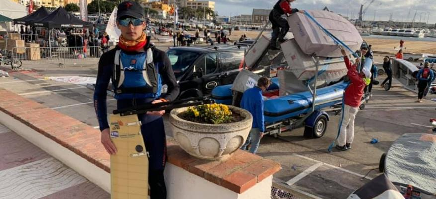 30TH INTERNATIONAL OPTIMIST TROPHY PALAMOS