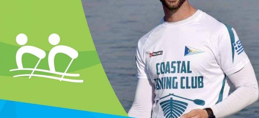 Γκουντούλας Νικόλαος Competition Manager Rowing Beach Sprint