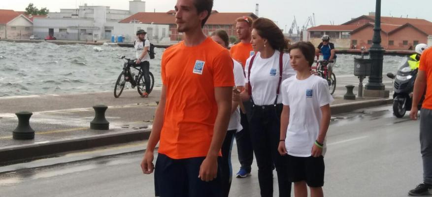 ΟΦΘ - Μαθητιάδα - Λαμπαδιοδρομία Μαιο 2017