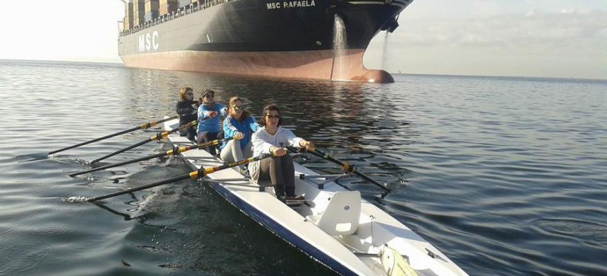 Παράκτια κωπηλασία, coastal rowing, ΟΦΘ, Θεσσαλονίκη